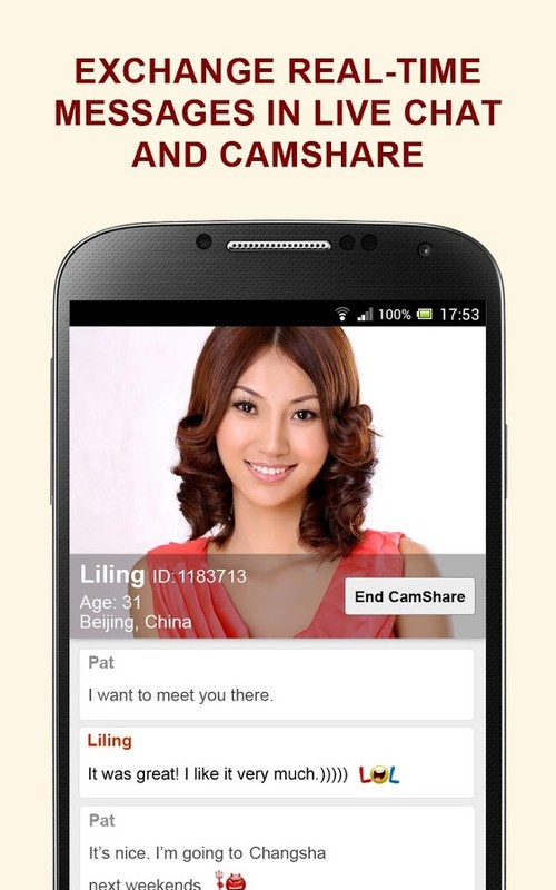Date chat app for iphone