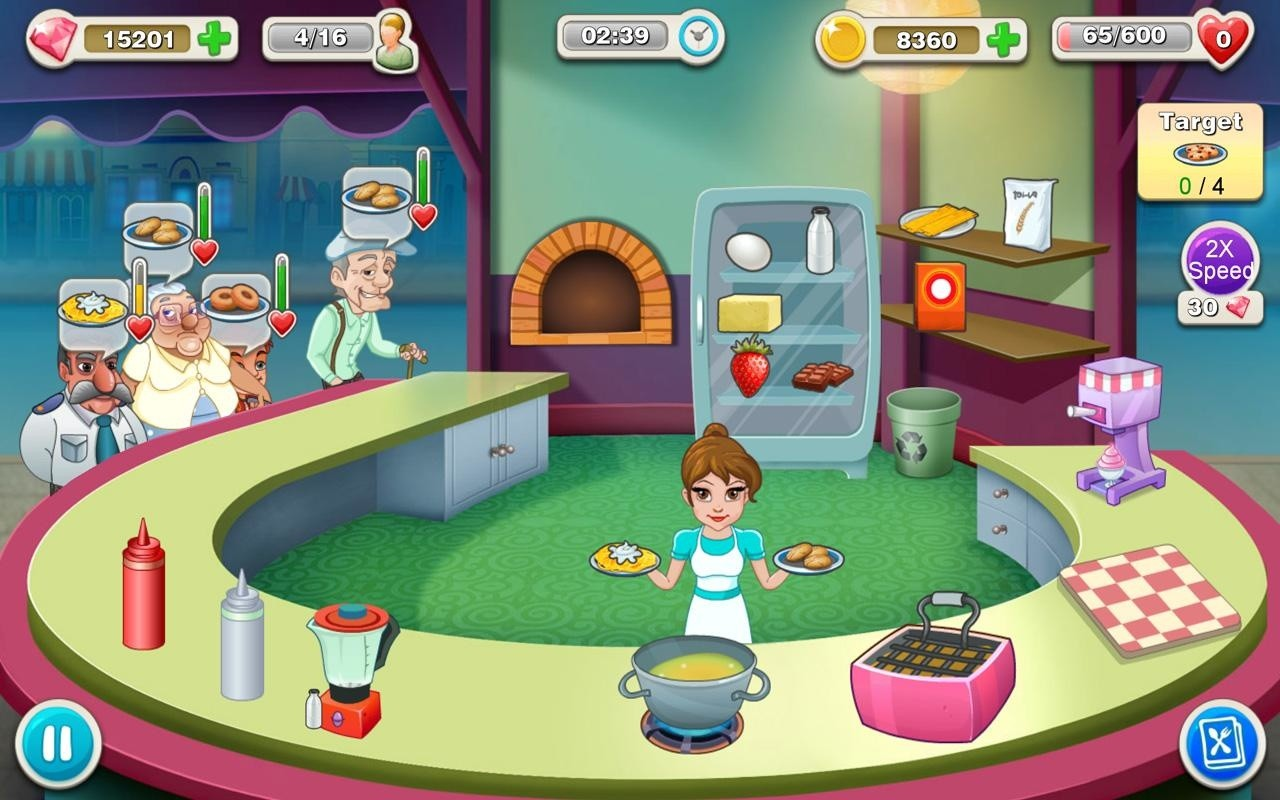 Kitchen Story Apk Free Casual Android Game Download Appraw