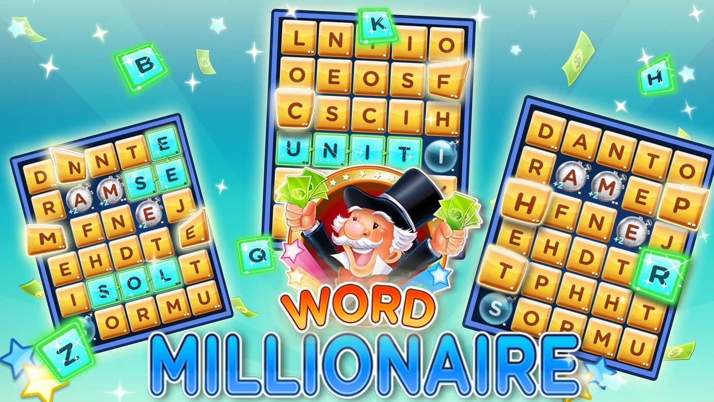 free word puzzle games