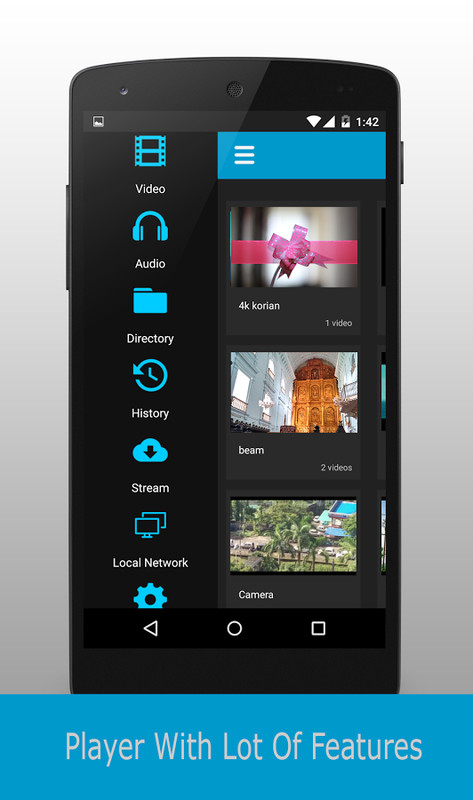 HD Video Player APK Free Media & Video Android App ...