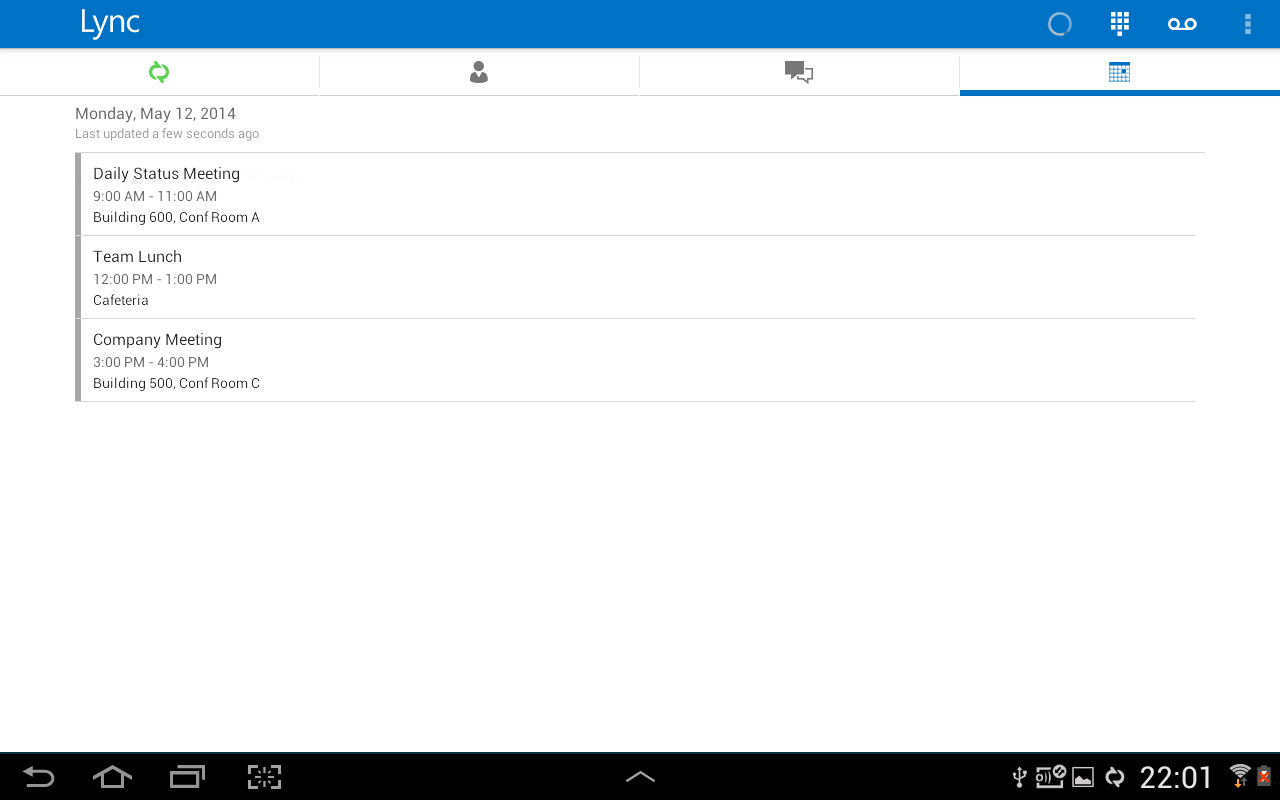 Lync 2013 APK Free Android App download - Appraw