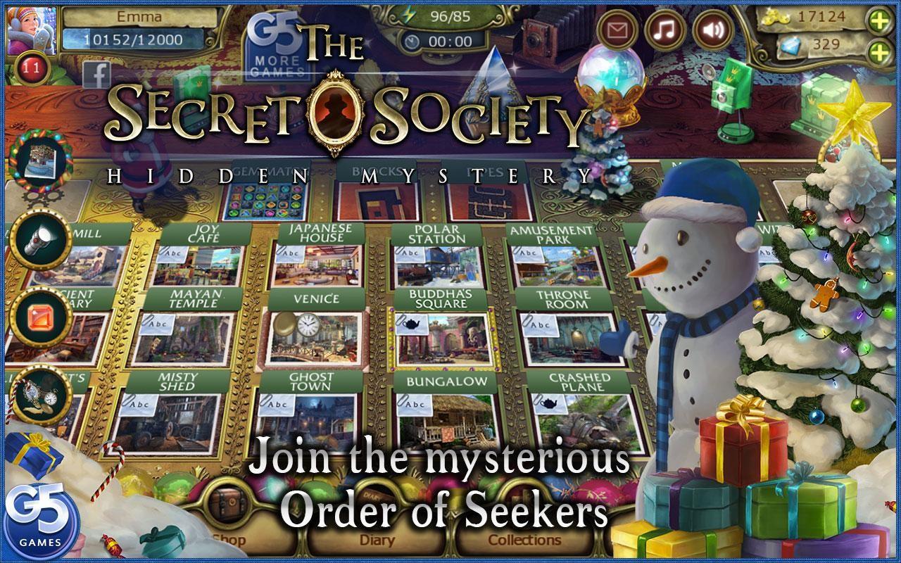 Secret society kerser download games