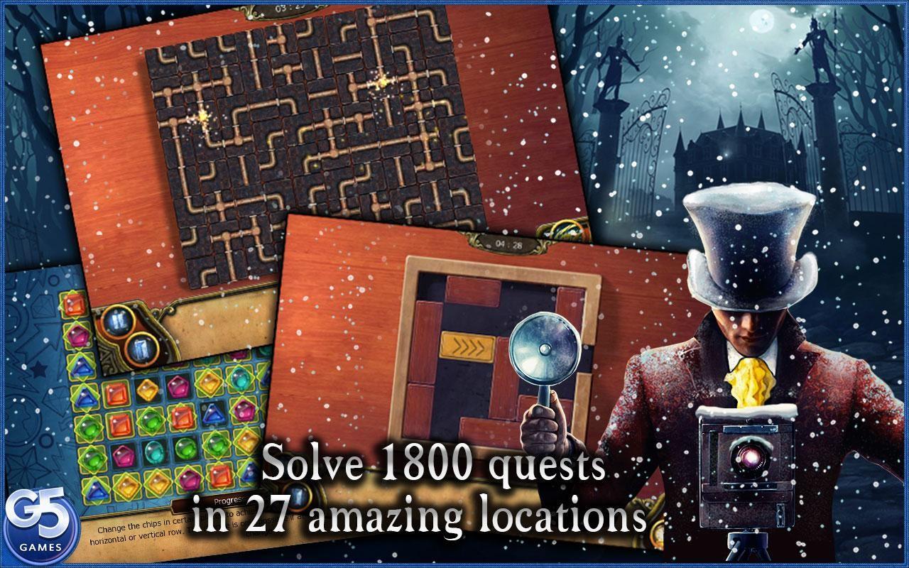 G5 Games - The Secret Society - Hidden Mystery