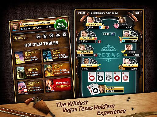 Live Texas Holdem Poker Online