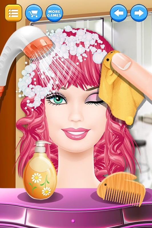 Fashion Doll Hair Spa Apk Free Educational Android Game