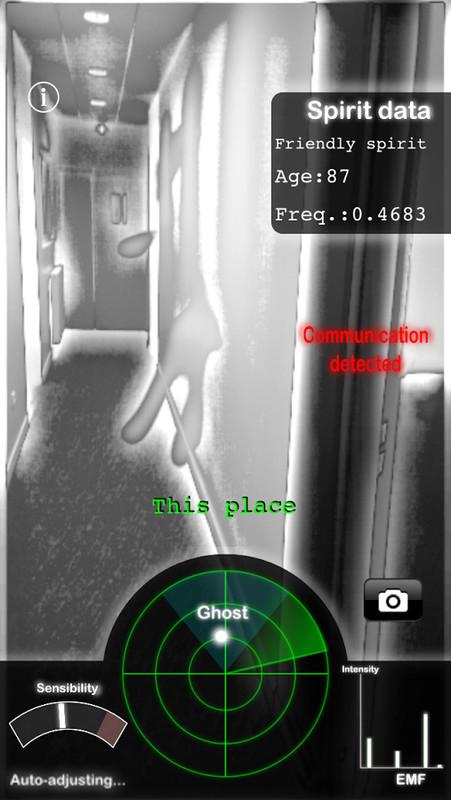 Poltergeist App