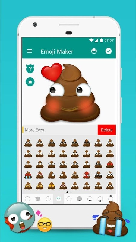 Emoji Maker: Personal Emotions APK Free Photography Android