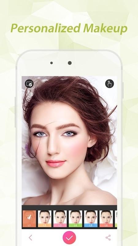 Makeup camera app apk