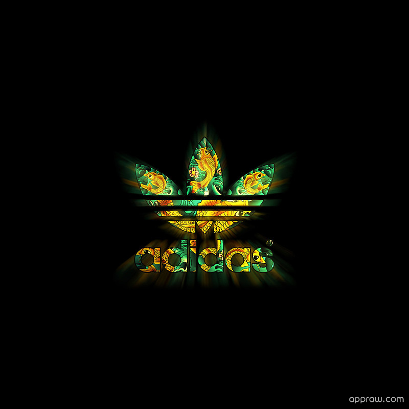 the gallery for gt adidas logo wallpapers neon