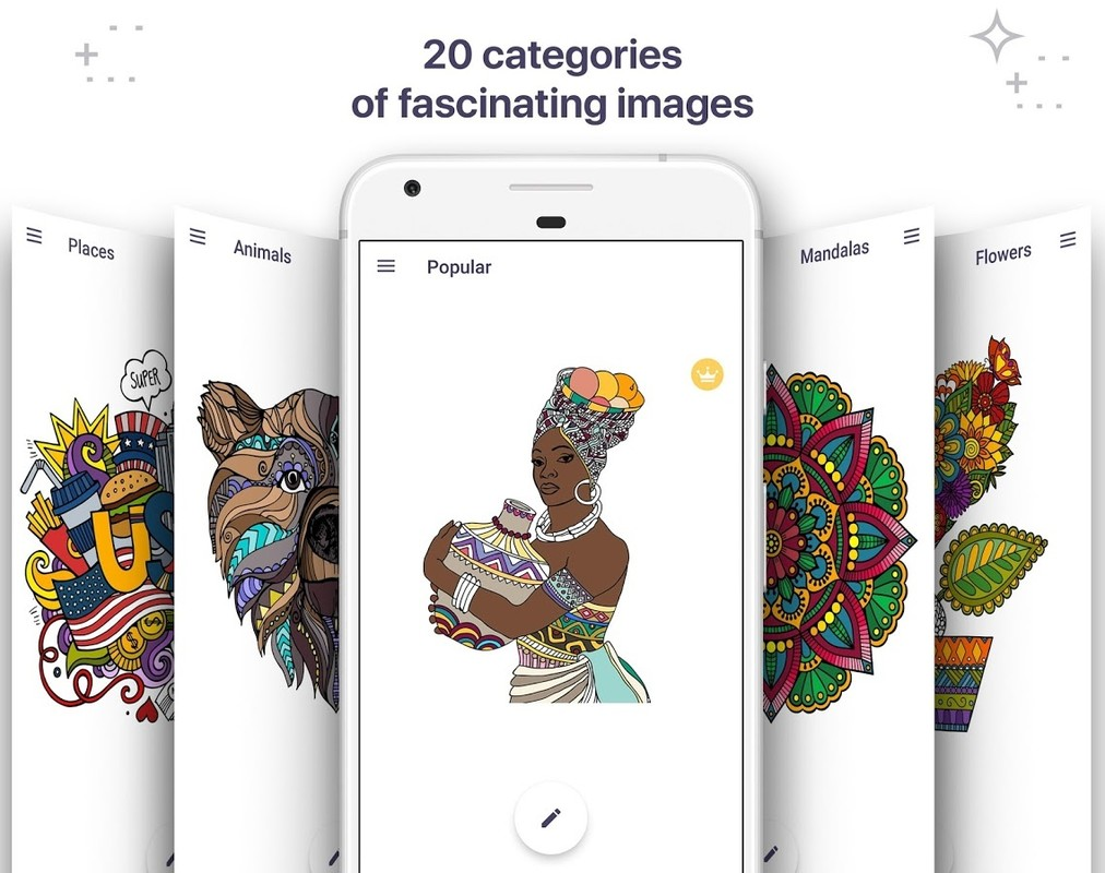 Coloring Book For Me Mandala Apk Free Android App Download Appraw