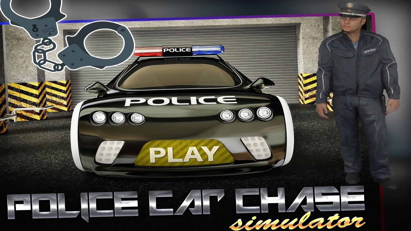 Car Chase Games: Police Car Chase Simulator 3D APK Free Simulation Android