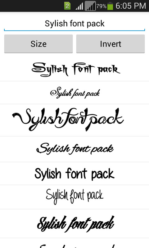 Download Stylish Fonts APK Free Android App download - Appraw