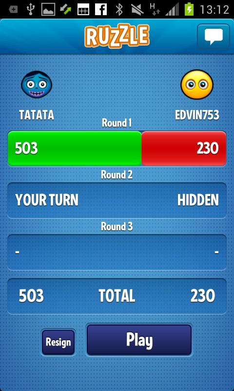 ruzzle word game online