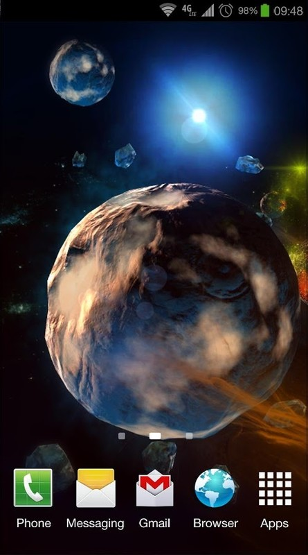 Deep space 3d free lwp free android live wallpaper - Deep space 3 wallpaper engine ...