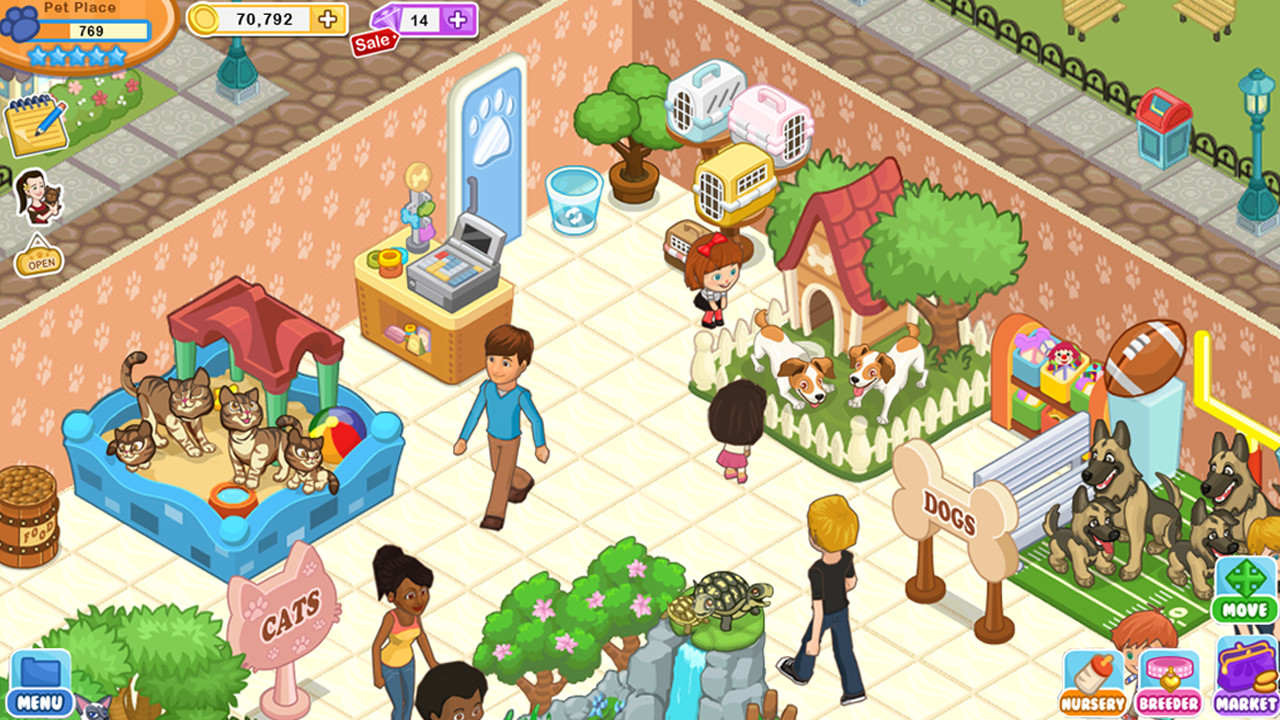 Pet Shop Story™ APK Free Casual Android Game Download
