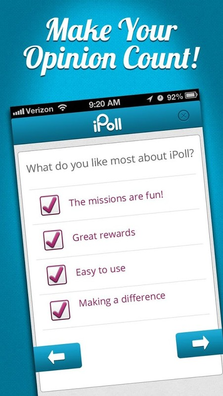 how to get more surveys on ipoll