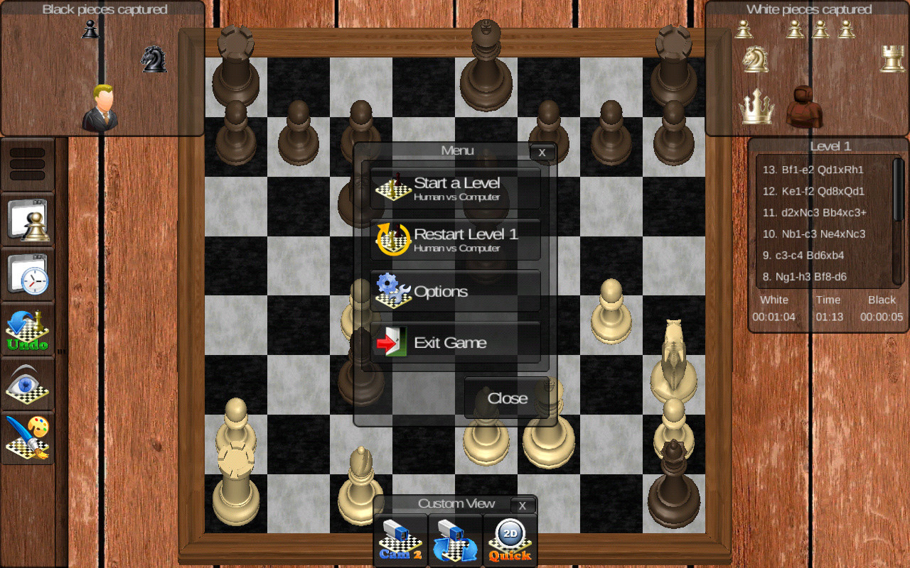 Waptrick - 3D Chess Game Android Download Free