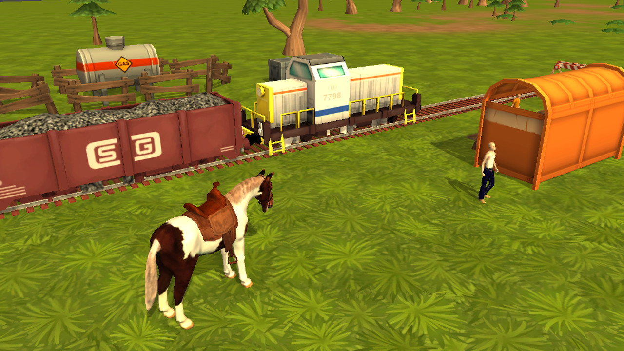 free horse simulation games to download