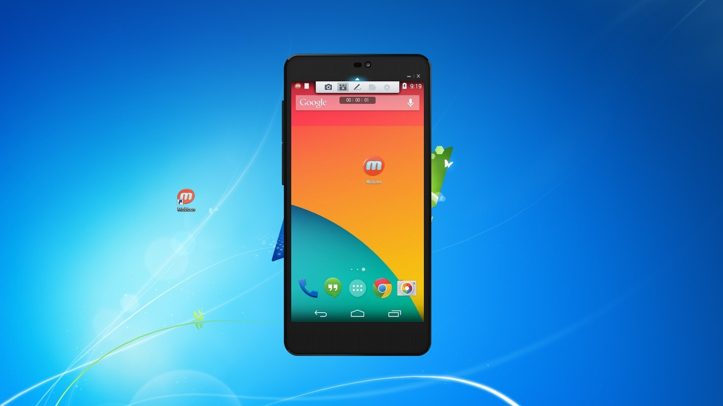 how to set full wallpaper on android without cropping