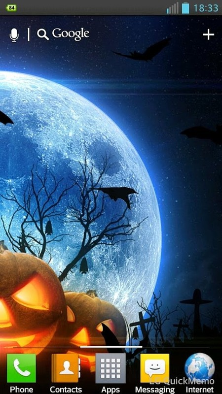 halloween hd live wallpaper free android live wallpaper