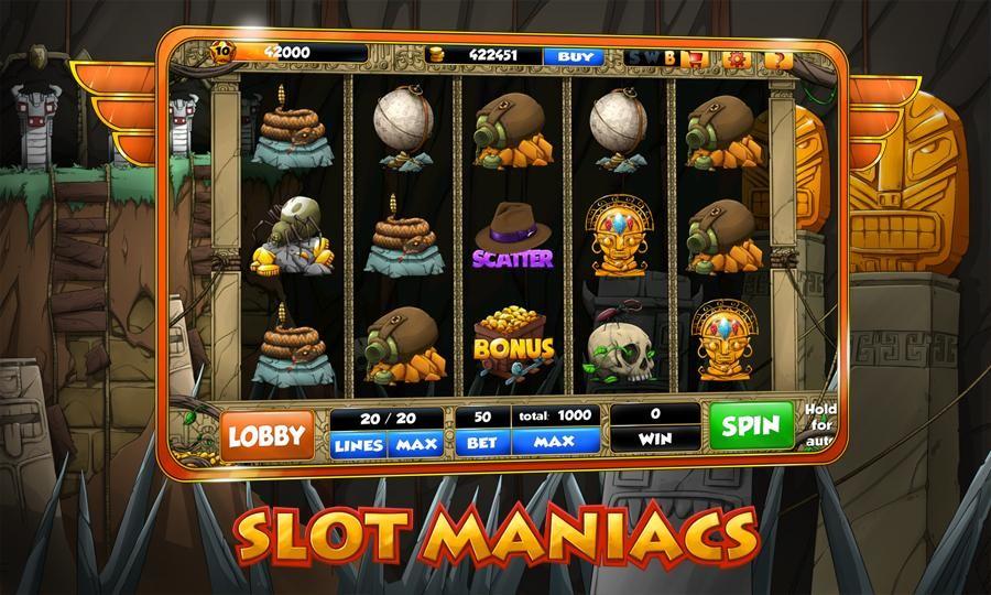 Slot Maniacs