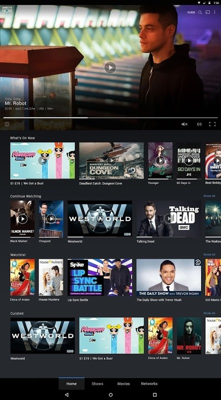 Directv Now Apk Free Android App Download - Appraw-9719