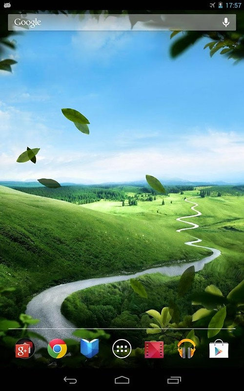 Nature live wallpaper free android live wallpaper download for Wallpaper live home