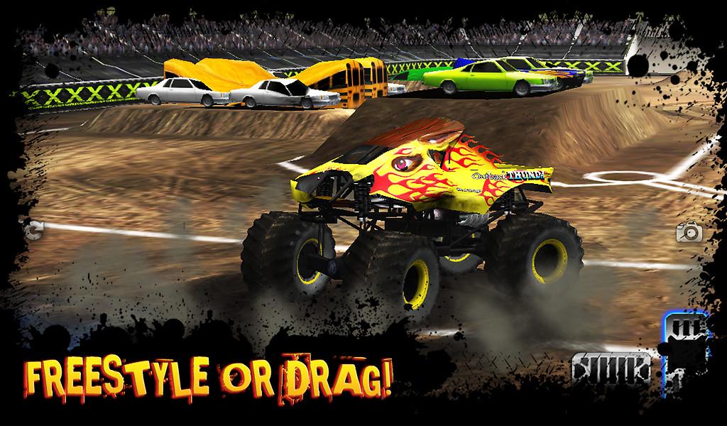 monster truck destruction apk free racing android game. Black Bedroom Furniture Sets. Home Design Ideas