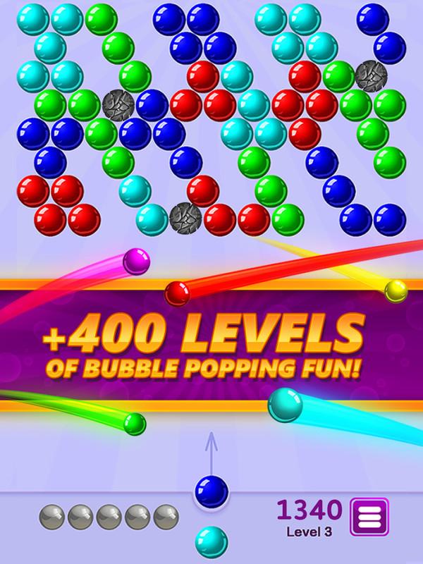 Arcade Bubble