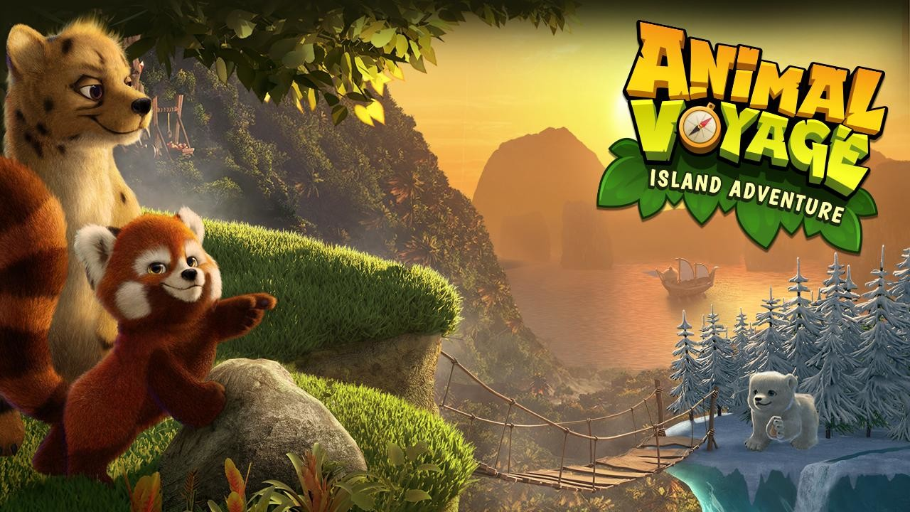 animal adventure game island voyage android games app play appraw data
