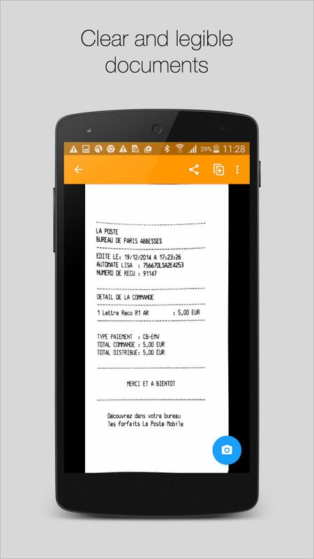 Genius Scan - PDF Scanner APK Free Android App download - Appraw