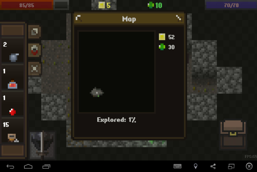 Caves (Roguelike) APK Free Role Playing Android Game ...