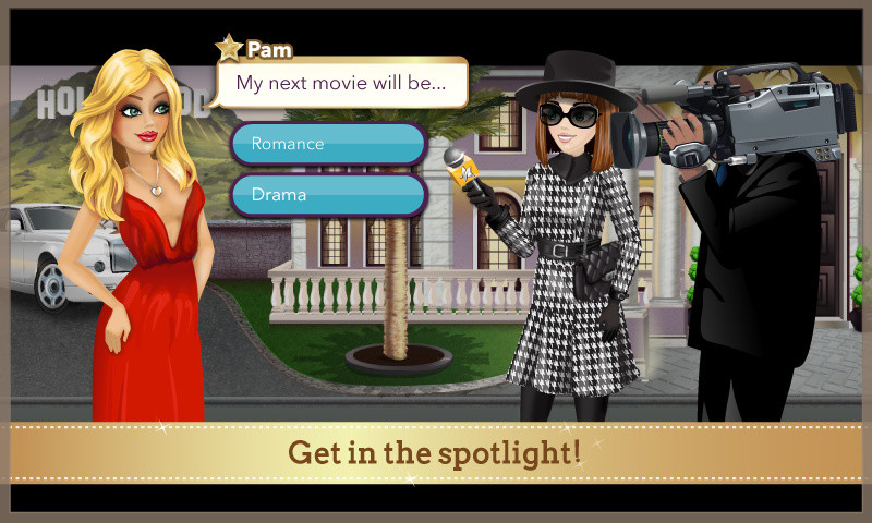 Hollywood Story APK Free Casual Android Game download - Appraw: https://appraw.com/android-game/hollywood-story-e4m38