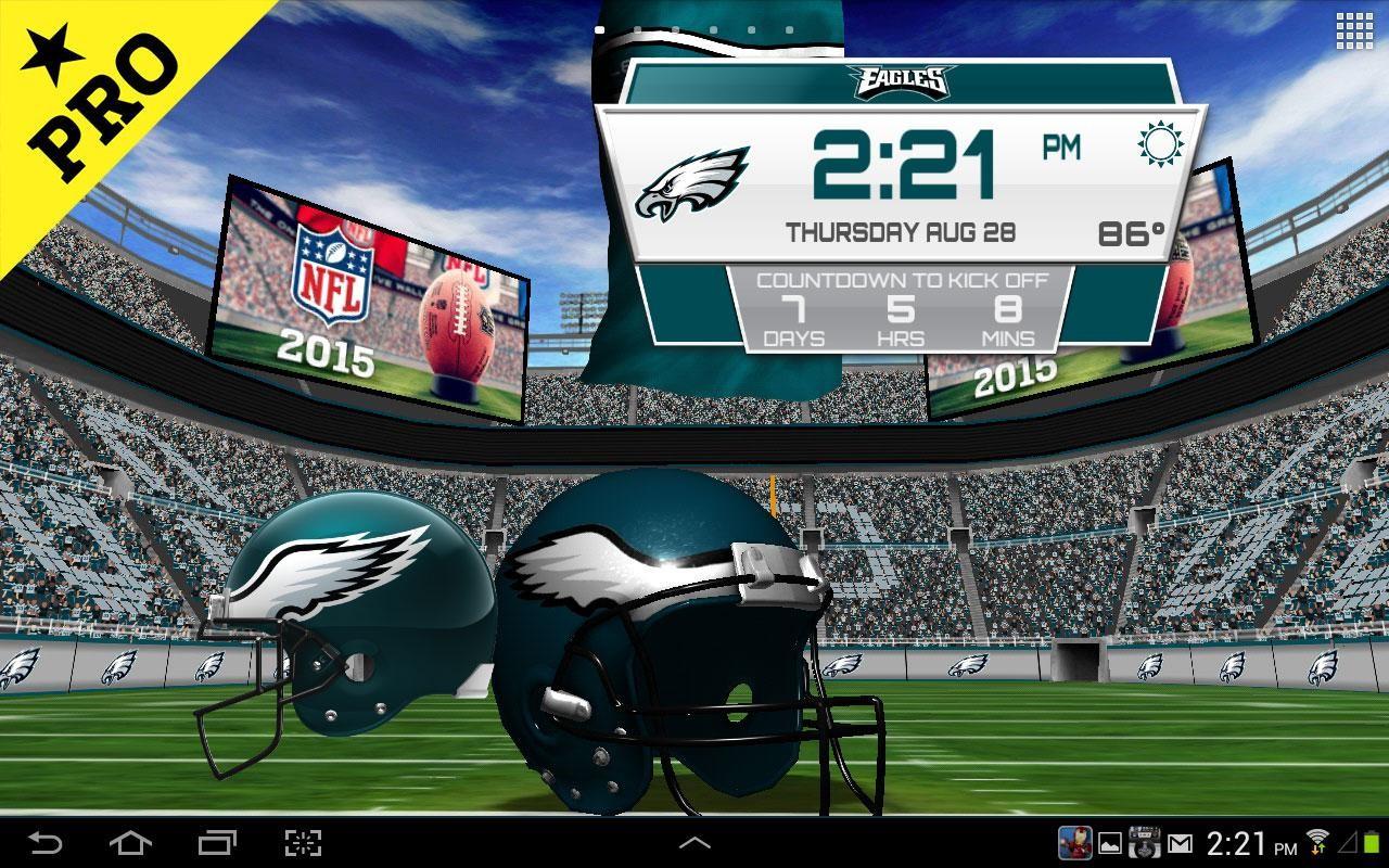 Sports Wallpaper For Android Free Download: NFL 2015 Live Wallpaper Free Android Live Wallpaper