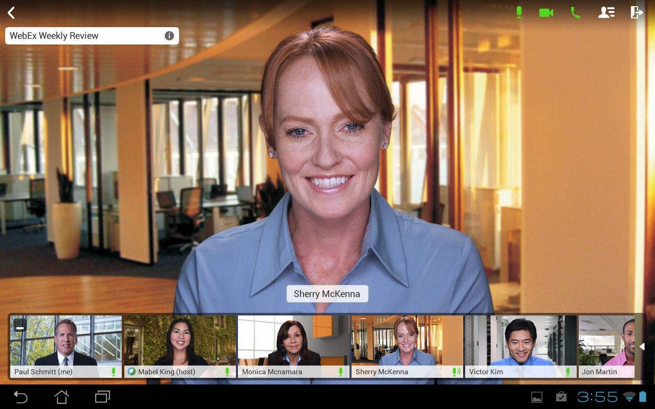 Cisco WebEx Meetings APK Free Android App download - Appraw