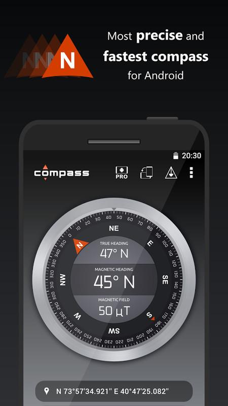compass iphone app 3g