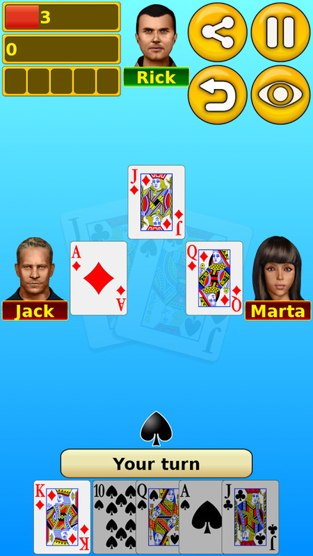 Euchre Apk Free Card Android Game Download - Appraw-9535