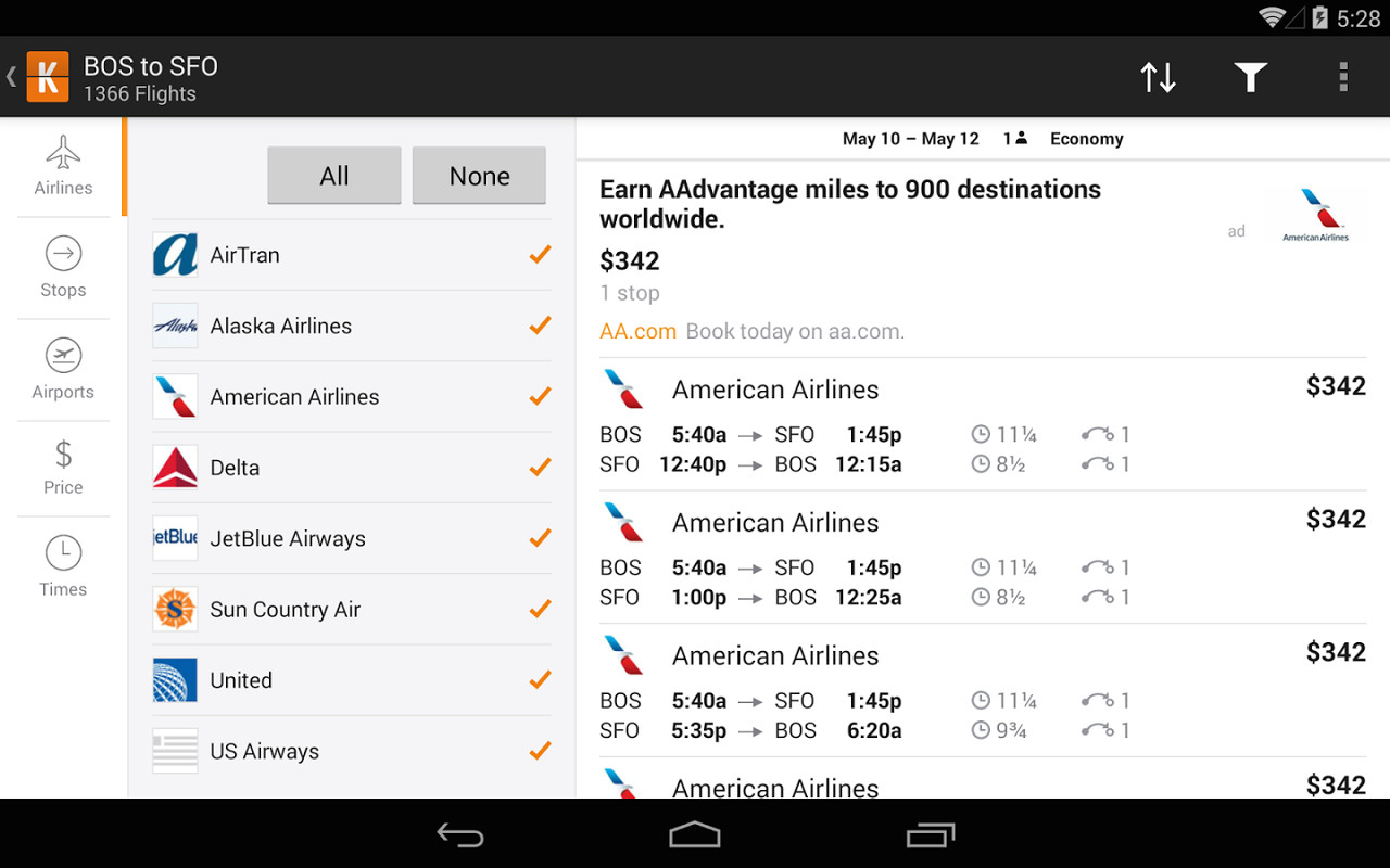 goodfilezbv.cf, sometimes styled as KAYAK, is a fare aggregator and travel metasearch engine operated by Booking Holdings. Its products are available in 18 languages.
