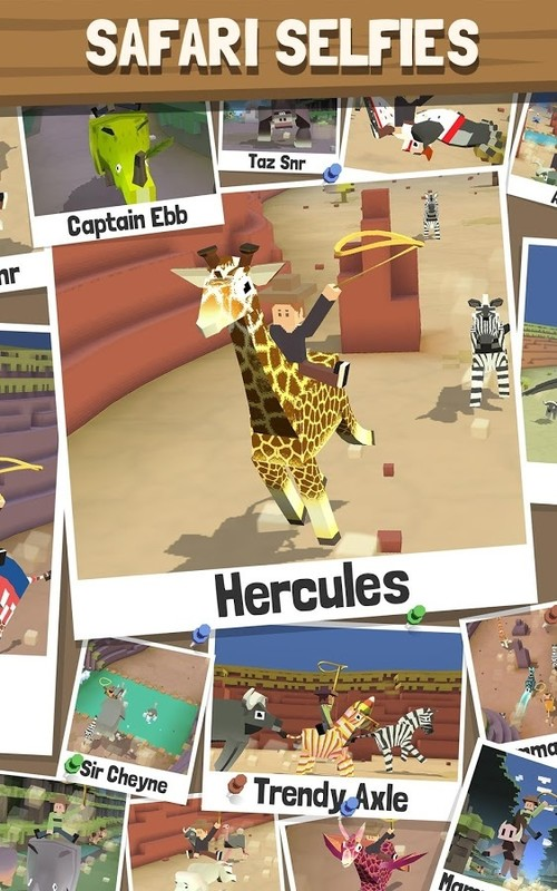 Rodeo Stampede: Sky Zoo Safari pour Android - apkpure.com