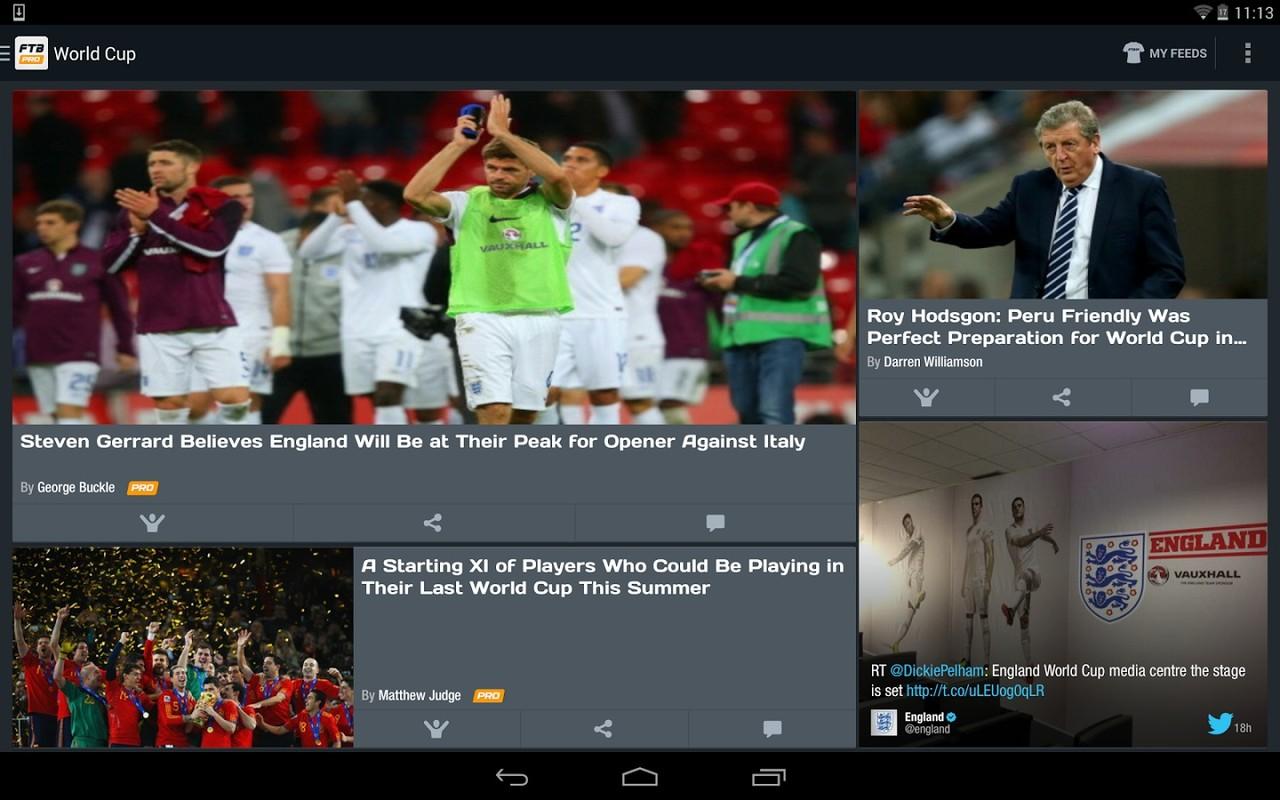 90min - Live Soccer News App APK Free Android App download