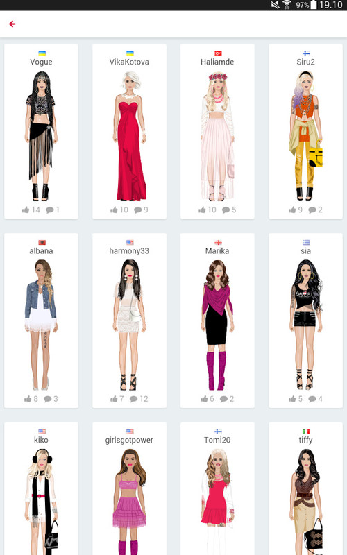 Fashion Superstar Dress Up Apk Free Simulation Android Game Download Appraw
