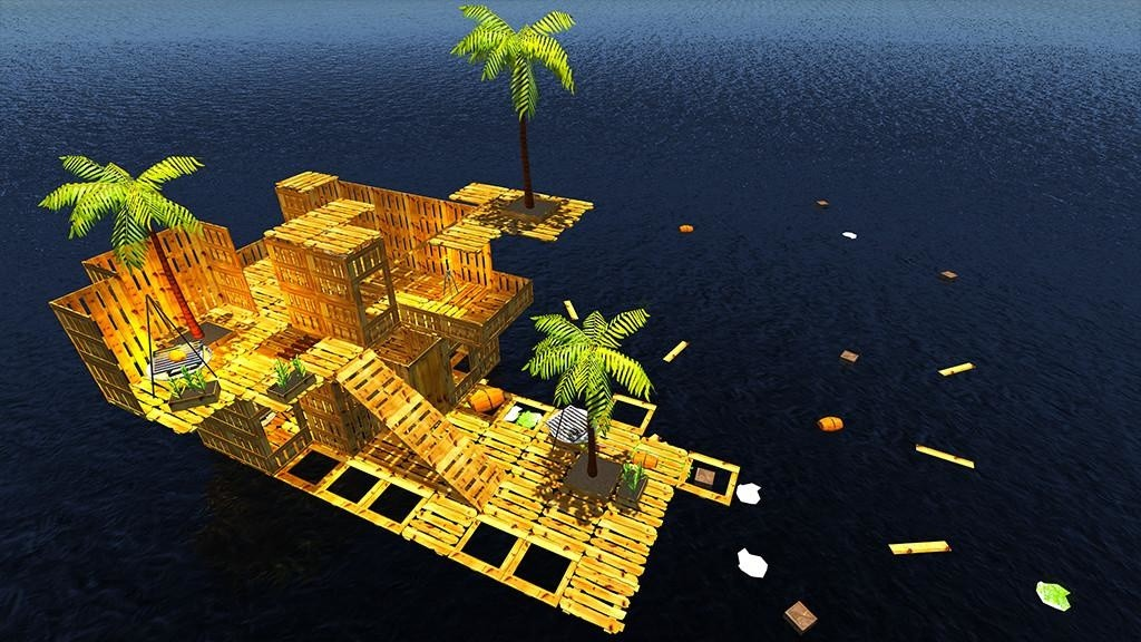 игру new adventure in raft apk