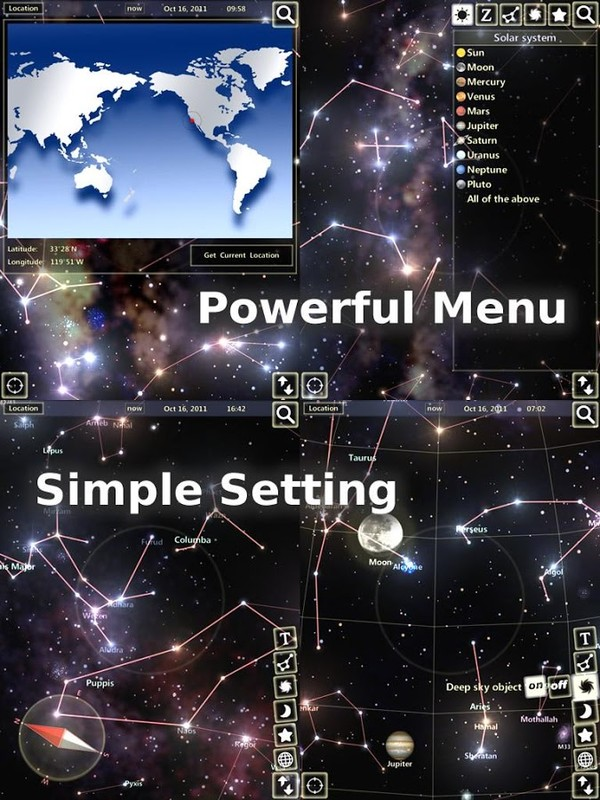 Star Tracker - Mobile Sky Map APK Free Android App download ... on free space map, free night sky, free sky chart,