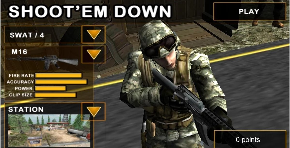 free shooting games online download