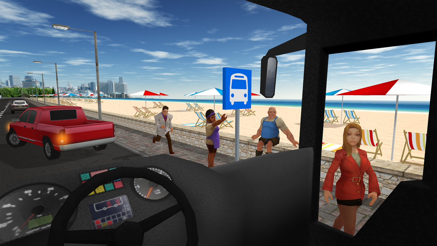 Download Game Racing Bus