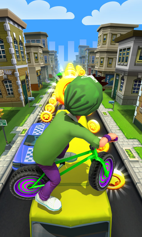 download endless running games for android