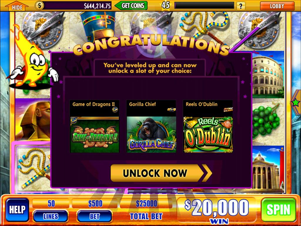 Jackpot Casino Party Slots