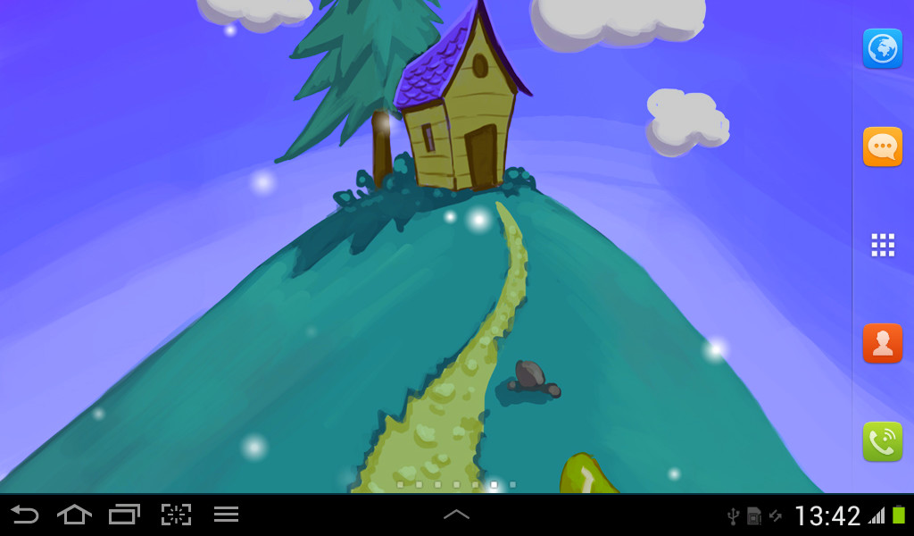 Cartoon live wallpaper free android live wallpaper for Wallpaper live home