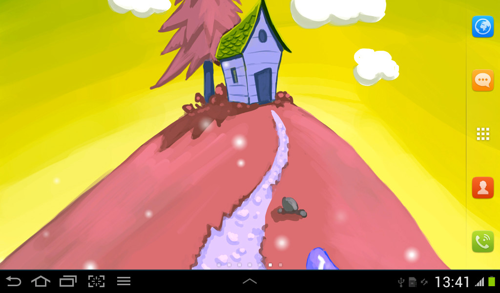 Cartoon Live Wallpaper Free Android Live Wallpaper