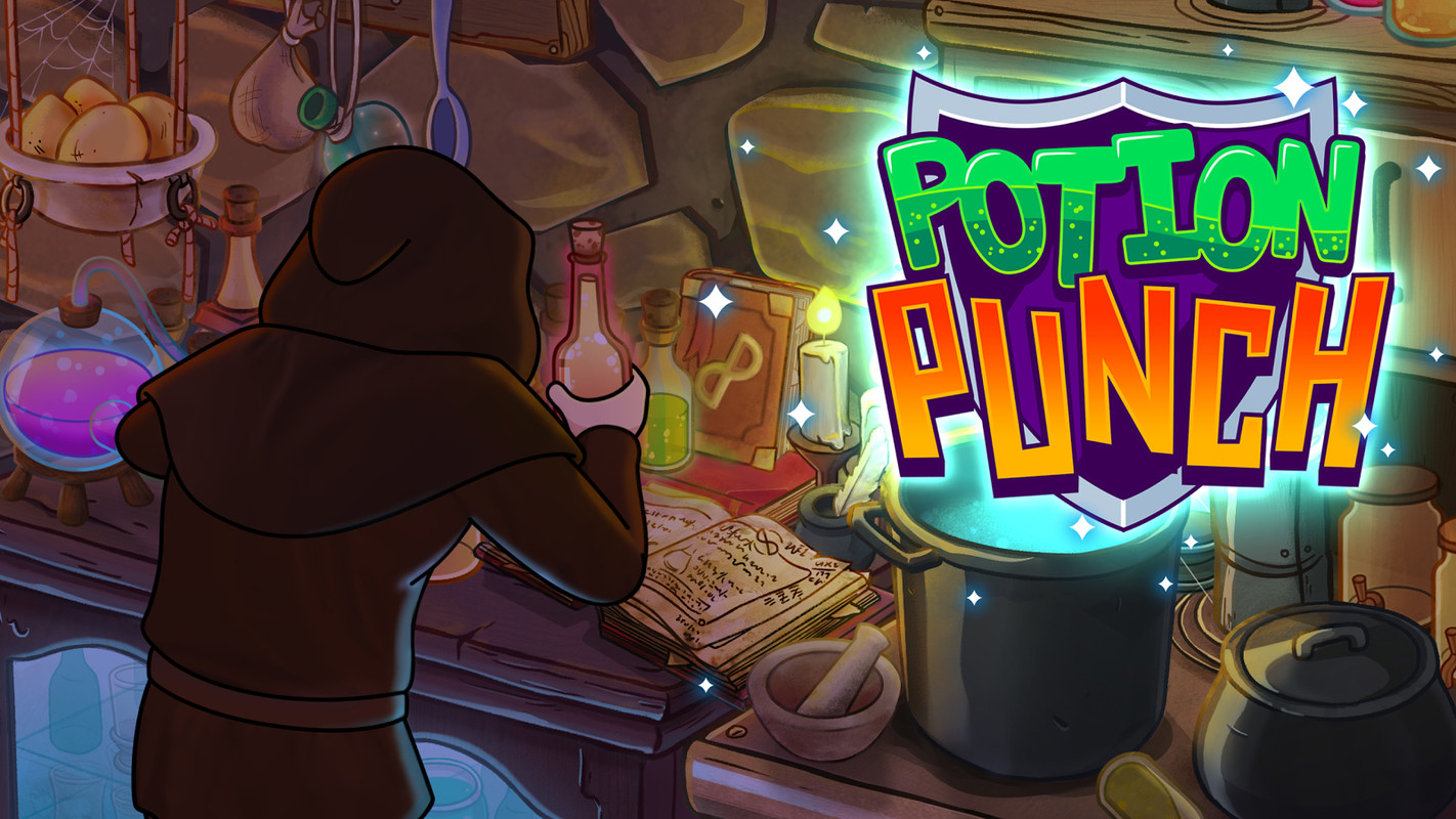 Potion Games Free